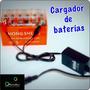 Cargador De Baterias 12v Domestico Motocicleta Coche Tmmp
