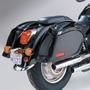 Honda Kit Alforjas Rigidas/soportes National Motos Cruiser