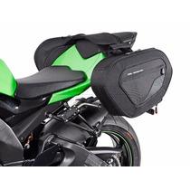Maletas Laterales Sw Motech Blaze Para Kawasaki Zx10