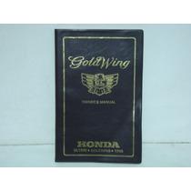 Manual Honda Goldwing Gl1500 - 1988