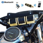 Bocinas Para Motocicleta Impermeable Con Bluetooth Mp3