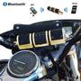 Bocinas Para Motocicleta Impermeable Con Bluetooth Mp3