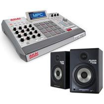 Akai Mpc Renaissance Controlador De Produccion De Musica