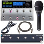 Tc Helicon Voicelive 3 Procesador Vocal Multi Efectos