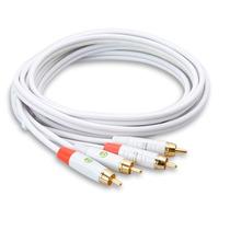 Cable Audio Hosa Beatport Rca Dual A Rca Dual 1m Brr-003x2