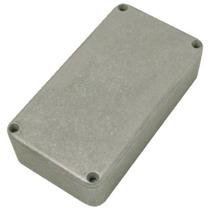 Caja/chasis Para Pedal De Guitarra De Aluminio 125b