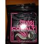 Cuerdas Ernie Ball Slinky Cobalt (guitarra Electrica)