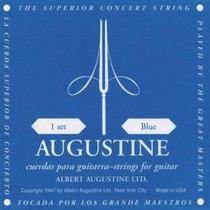 Encordado Augustine Empaque Azul Guitarra Clásica