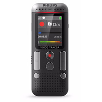 Philips Dvt2500 Digital Voice Tracer With 2-stereo Quality M