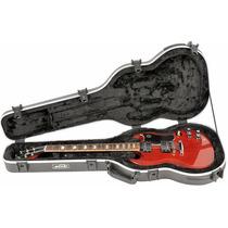 Estuche Rigido Hardcase Skb Para Guitarra Sg, El Mejor Nuevo
