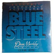 Cuerdas Para Guitarra, Blue Steel 2554 Remate