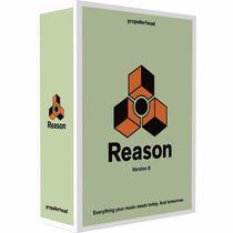 Propellerhead Reason 8 Software Para Producción Musical