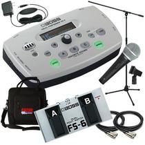 Boss Ve-5 Procesador Vocal + Paquete Accesorios