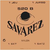 Encordado Para Guitarra Tensión Baja Savarez 520b