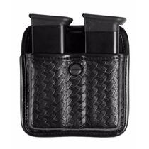 Funda Bianchi 7922,triple Threat Ii Magazine-pouch B/w Black
