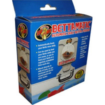 Alimentador Automatico Para Bettas