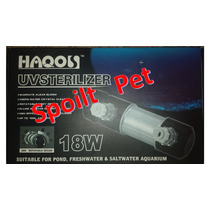 Esterilizador Ultra Violeta Haqos Uv 18w