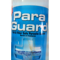 Medicamento Paraguard De Sea Chem Anti Parasito 110ml
