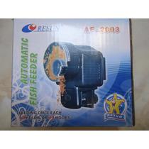 Alimentador Automático De Peces Resun Mod. Af-2003