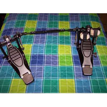Doble Pedal Nuevo Doble Cadena Marca Evolution Empaquetado