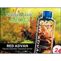 Azoo Red Advan 250ml Abono Plantas Acuaticas Kit Co2 Acuario