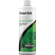 Fertilizante Para Acuario Flourish De Seachem 500 Ml