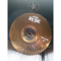 Splash Paiste Rude 10
