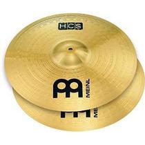 Meinl Cymbals Hcs13h 13 Hcs Tradicional Hi Hat Par (video)