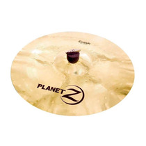 Platillo Crash Ride Zildjian Planet Z 18 Pulgadas Pz18cr