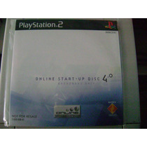 Network Adaptor Start Up Disc Ver4.0 Para Ps2 Juega En Linea
