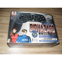 Control Biohazard 2 Resident Evil Para Playstation One
