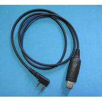 Programador Usb Para Radios Portatiles Kenwood Kpg-22