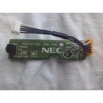 Pwc-4719c Nec Sensor Fotoelectrico Rueda De Color Proyector