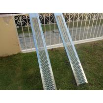 Rampas De Acero Galvanizado Pueden Asta 450 Kgs 1000 Lbs Nue
