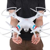 Drone X8w Syma Camara Fpv Wifi Tiempo Real Compatible Gopro!