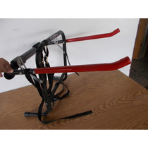 Rack Remolque Para Bicicleta Soporte Para Carro Auto #186