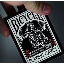 Bicicletas Tigre Negro Naipes Por Ellusionist - Calidad Acab
