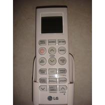 Control Remoto Lg Minisplit Aire Acondicionado Original