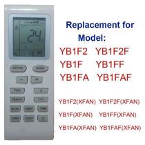 Control Remoto York Trane Gree Ge Yb1f2 Yb1f2f Yb1fa Yb1faf