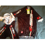 Uniforme De Ciclismo Sidi .jersey+bib Short.talla M.