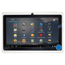 Tablet Pc 7 Android 4.2 Multitouch Camara 1.2ghz 512 Ram 4gb