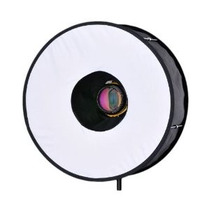 Ringbox Softbox Para Flash Efecto Ringflash