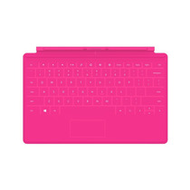 Surface Touch Cover 1 Color Rosa Microsoft Demo