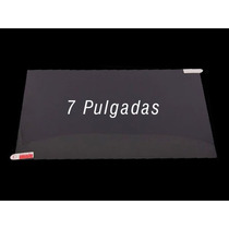 Mica Protectora Para Tablet Etc De 7 Pulgadas Screen Protect