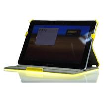 Funda Piel Smartcase +mica Par Samsung Galaxy Tab P7500 10.1