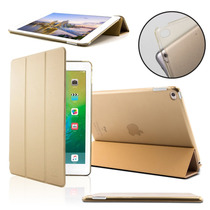 Ipad Mini 4 Funda Cartera Folio Smart Cover Dorado