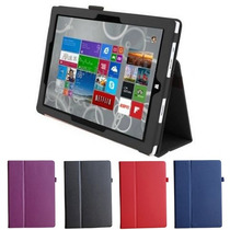 Funda Stand Para Microsoft Surface Pro 3 + Mica De Pantalla