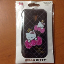 Funda Samsung Galaxy S4 Hello Kitty