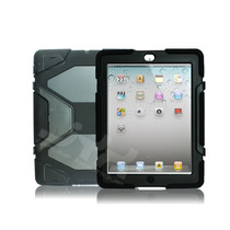 Funda Protector Tipo Survivor Ipad 6 Air 2 Robot Uso Rudo