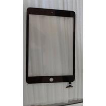 Touch Ipad Mini Negro Y Blanco Sin Conector